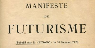 Filippo Tommaso Marinetti: Europe's Caffeine