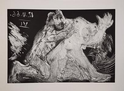Pablo Picasso, Le cocu magnifique
